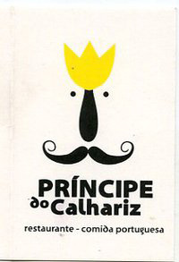 Principe do Calhariz