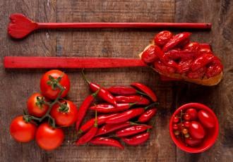 Vermelho pomodoro (Luis Simione para Cozinha da Matilde)