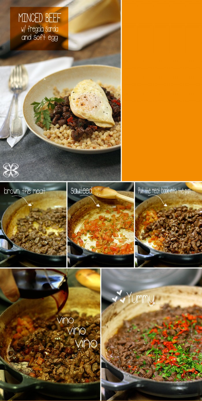 minced-beef-with-fregola-sarda-and-soft-egg---step-by-step-(leticia-massula-to-cozinha-da-matilde)